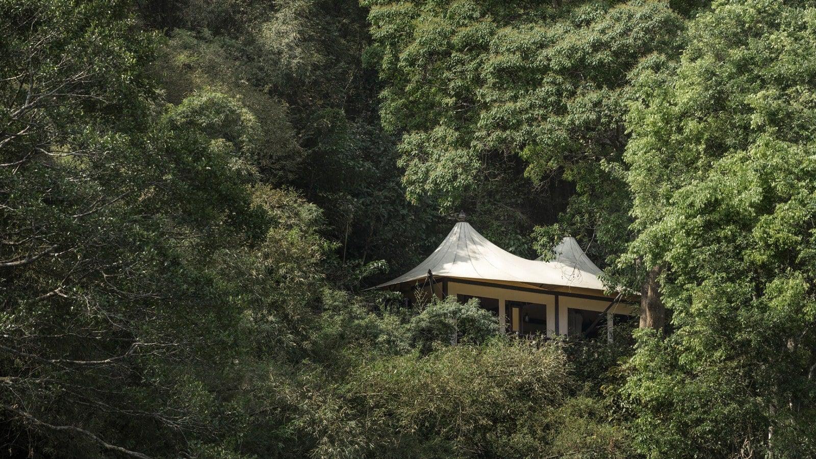 Four Season Tented Camping
