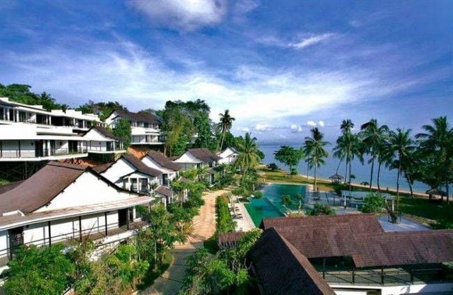 Turi Beach is one of the getaways from Singapore