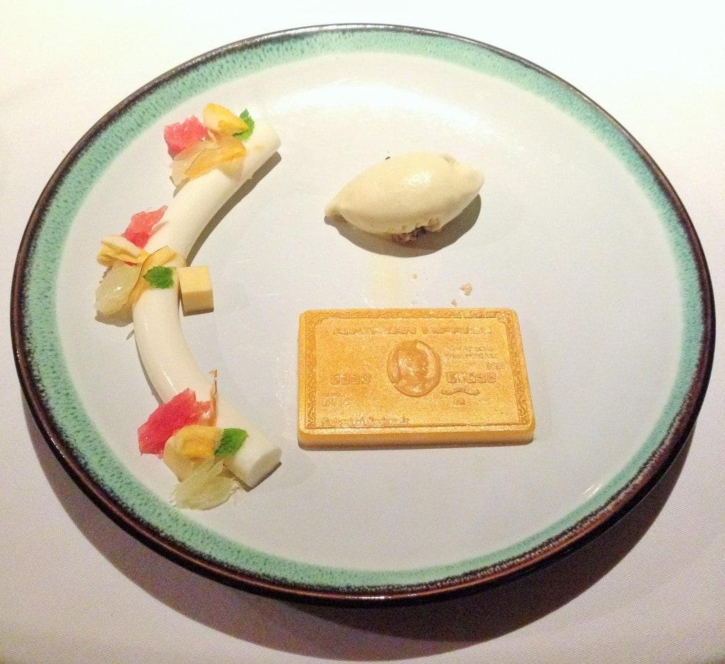 Parker's dessert display