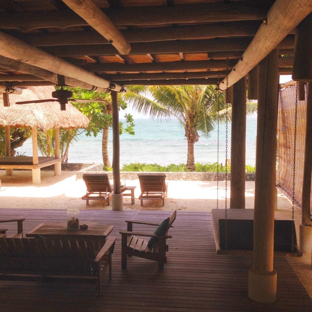 Nikoi Island villa