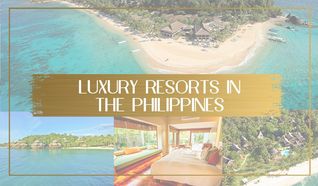 Luxury resorts in the Philippines main