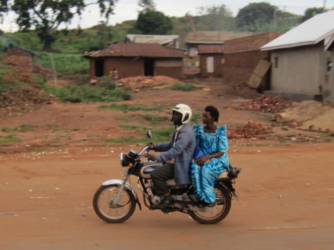 Boda Boda motorbike