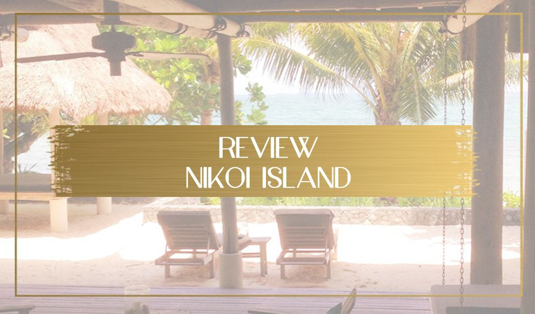 Nikoi Island Review main