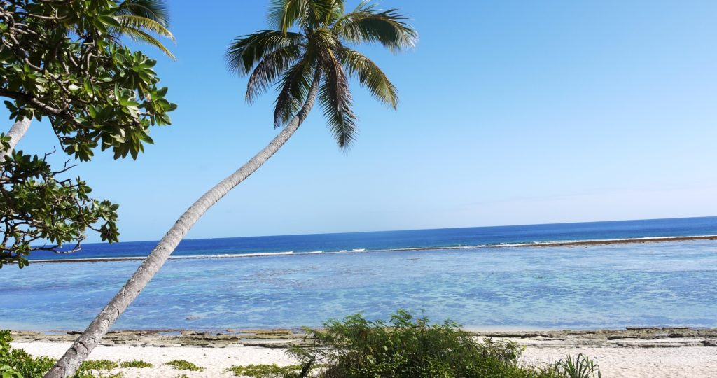 Ha'atafu Beach at Nuku'alofa