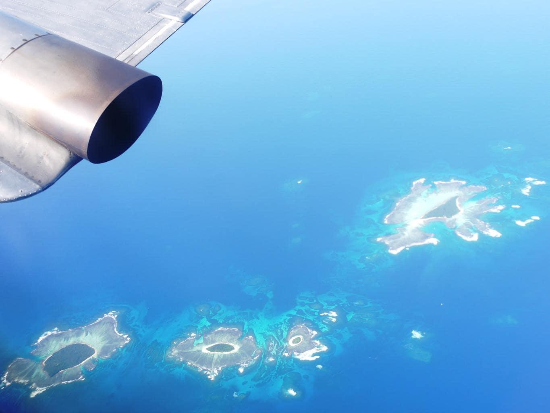 Tonga's islands with Nuku'alofa