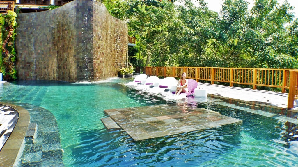 The Pool at the Hanging Gardens