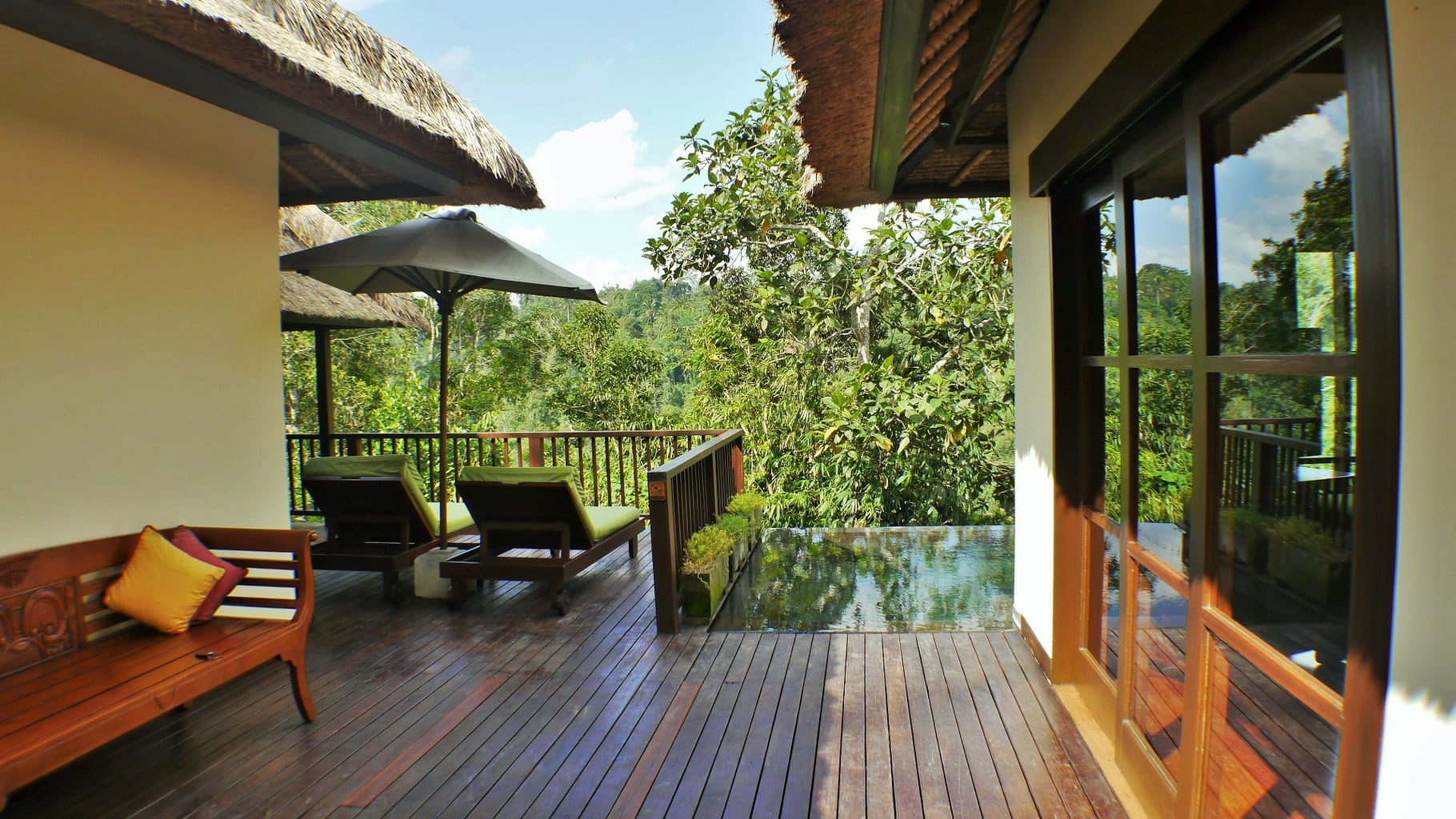Hanging Gardens private villa