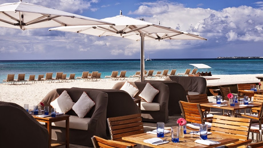 The Ritz Carlton in the Cayman Islands