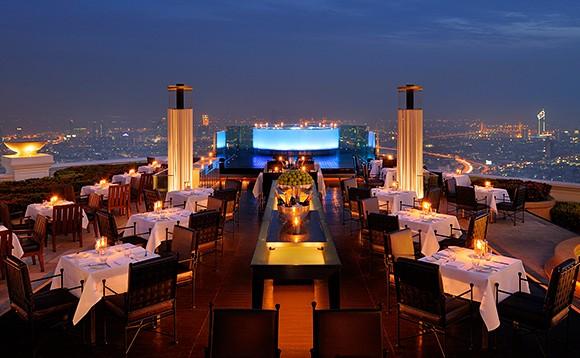 Lebua Hotel's Sirocco