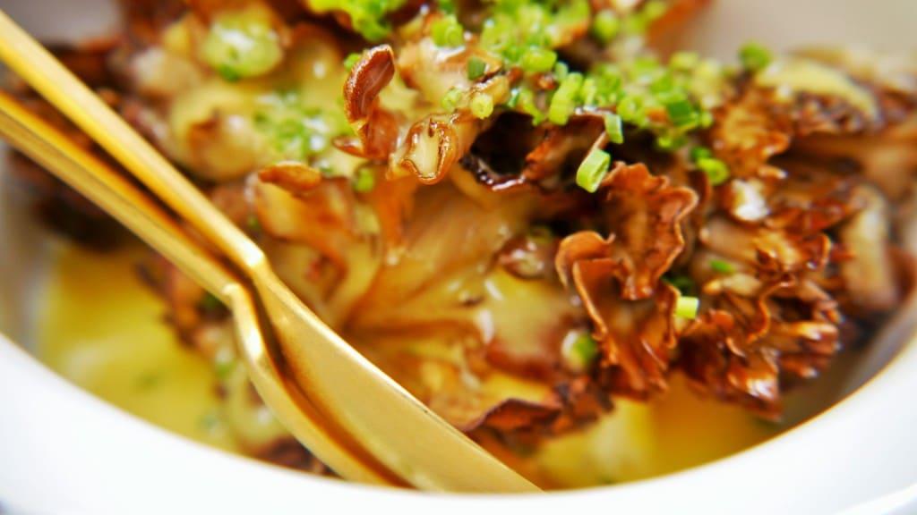 Wild Mushrooms Monvinic Proximity food