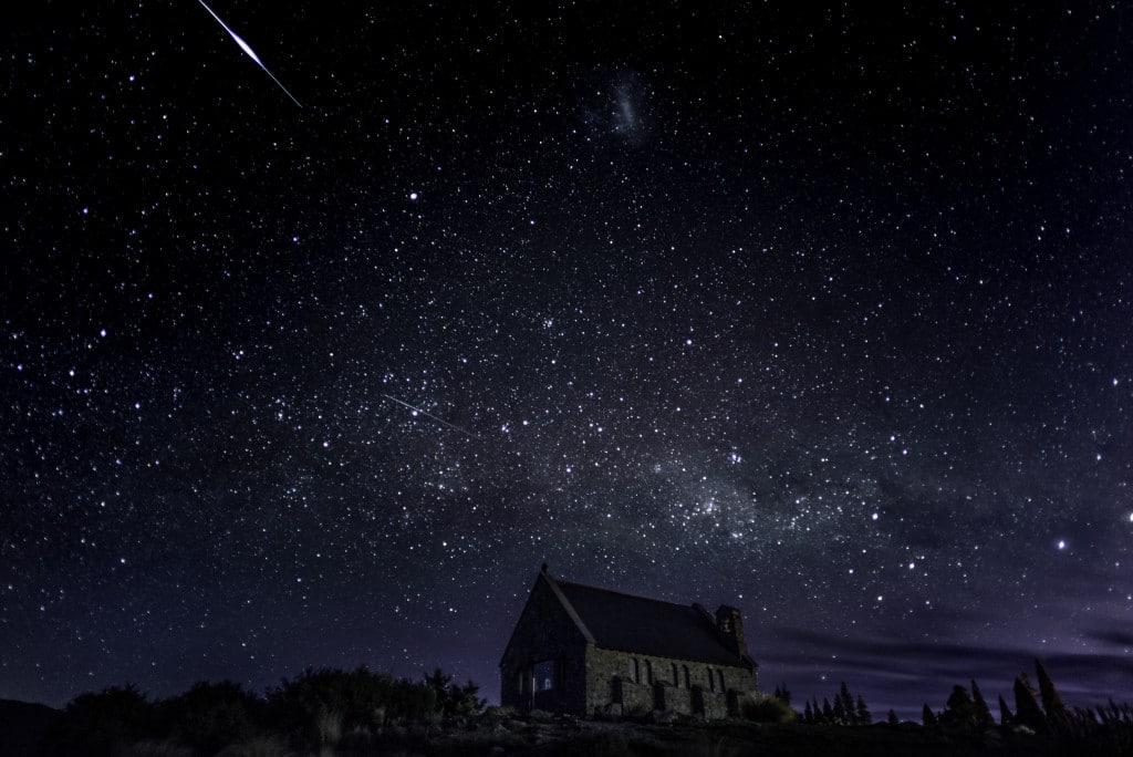 Aoraki Mackenzie Dark Sky Reserve