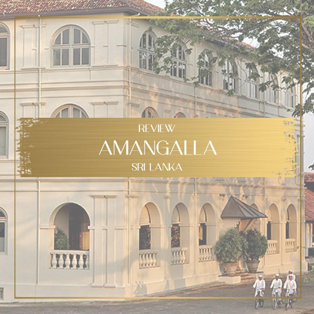 Amangalla feature
