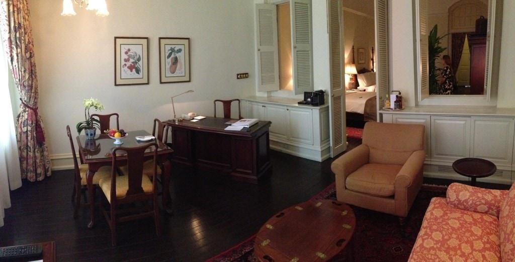 Executive Suite Raffles Hotel Singapore
