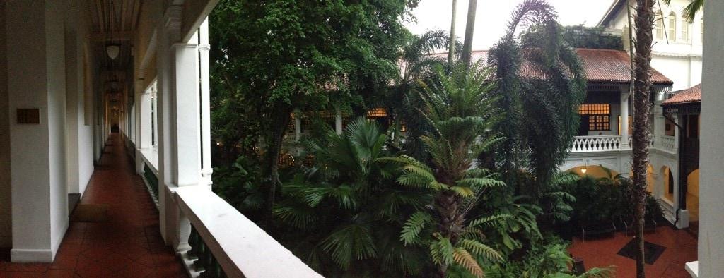 Courtyard Raffles Hotel Singapore