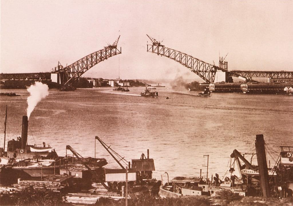 BridgeClimb - Bridge Construction