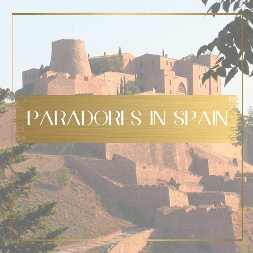 Paradores in Spain feature