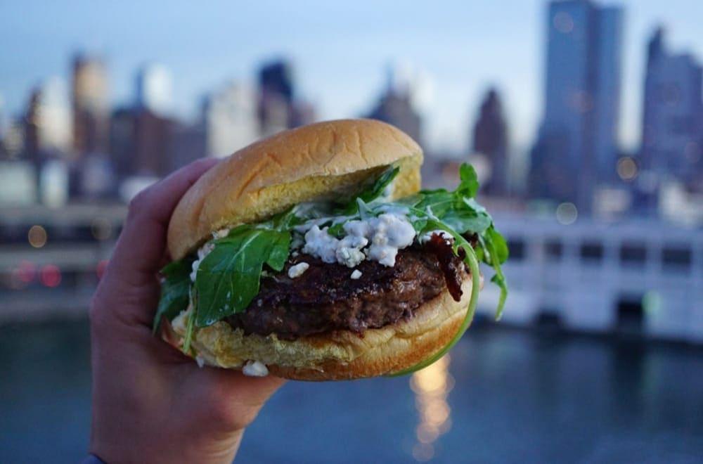 Burger city