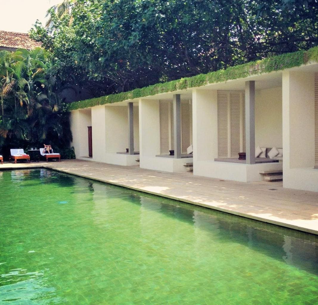 Amangalla pool