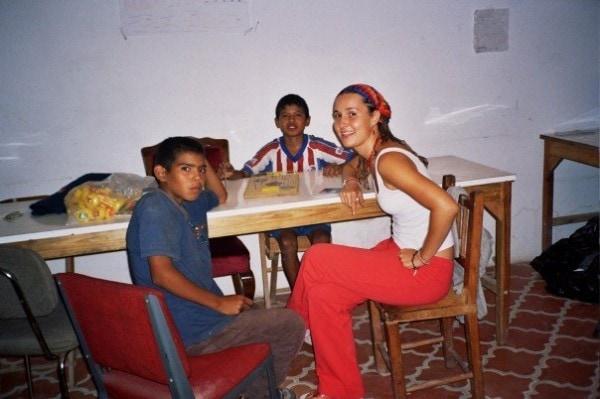 Summer in Honduras
