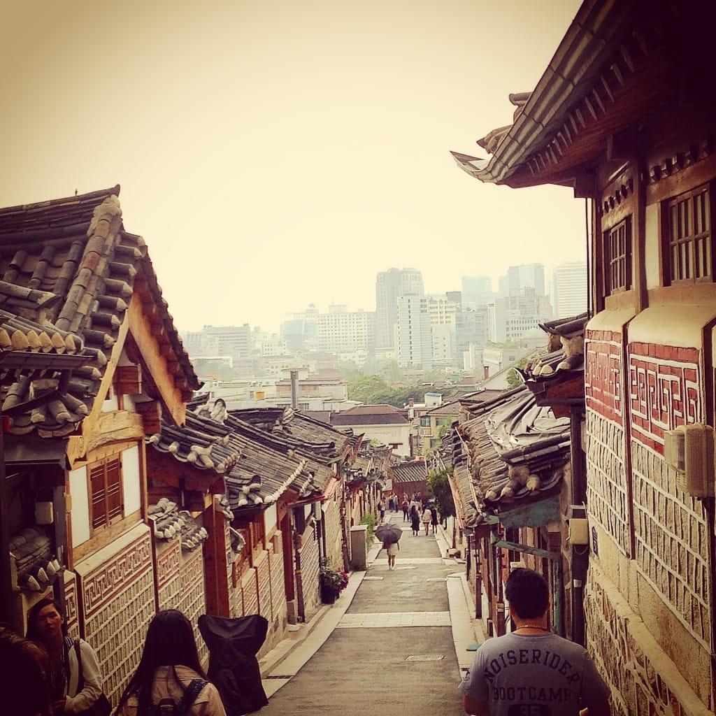 Seoul's historical quarter