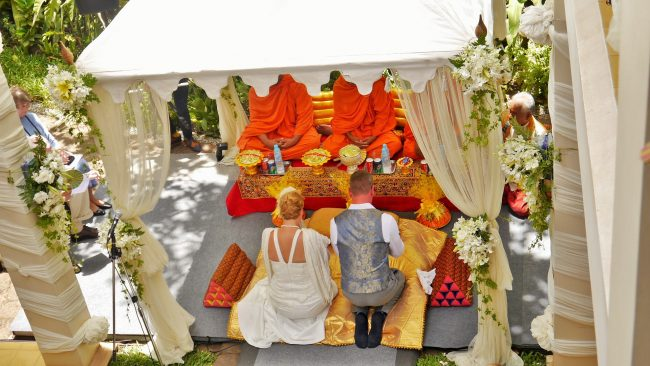 Angkor Wat wedding