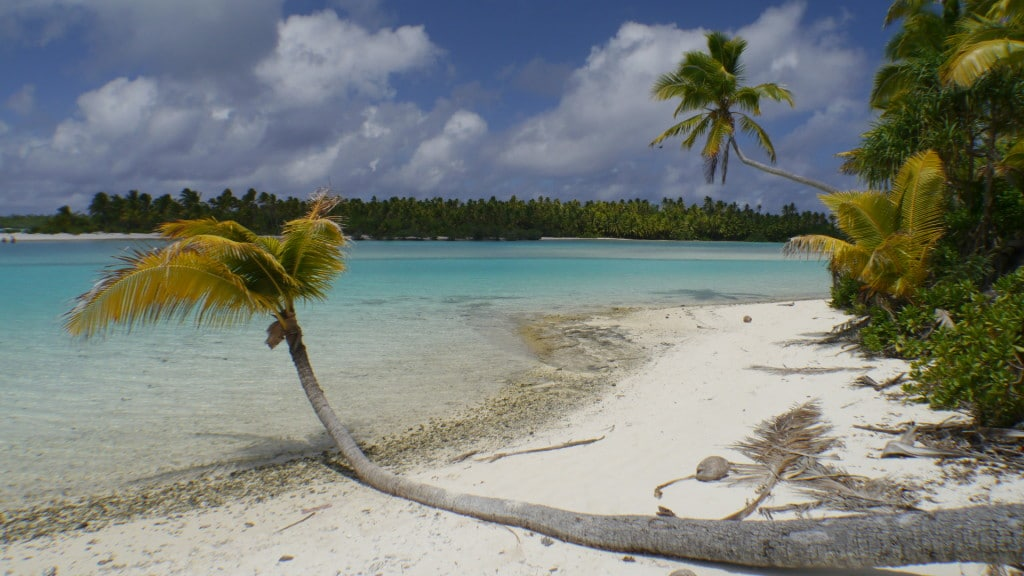 Cook Islands, I visited them on my week of un-paid leave