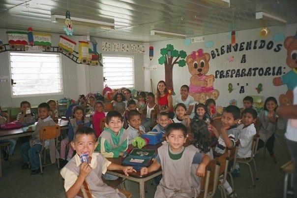 A kindergarten with ACOES