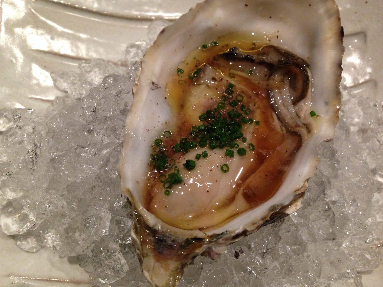 Waku Ghin oyster