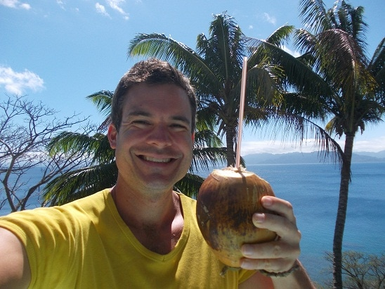 Coconut in Fuji
