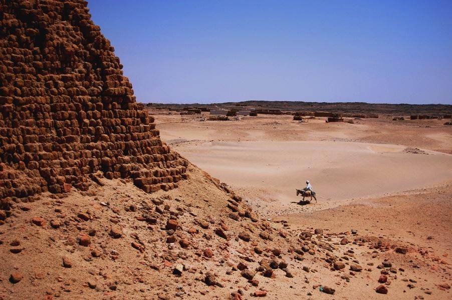 The Desert in Sudan