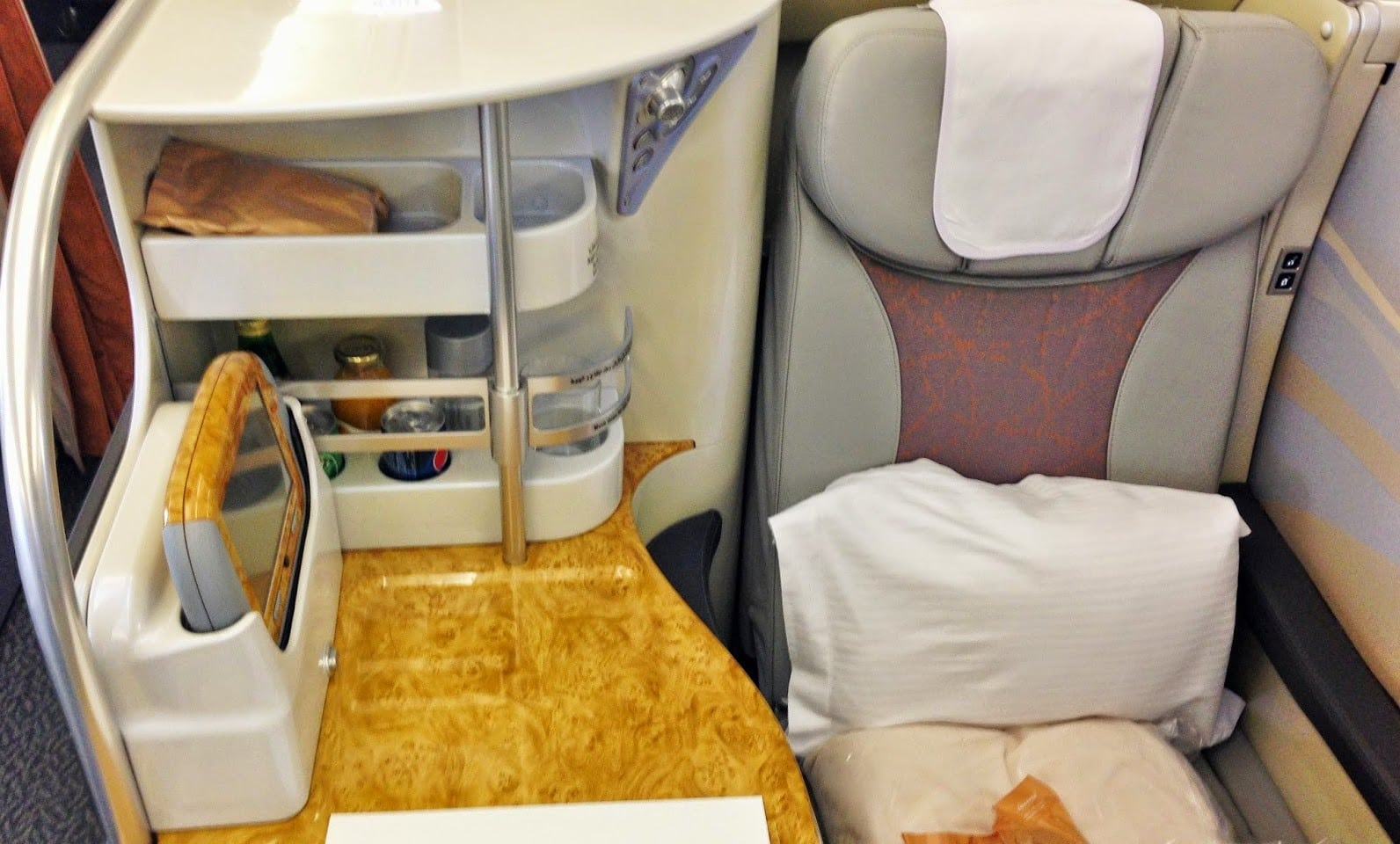 Emirates A380 Business Class Review
