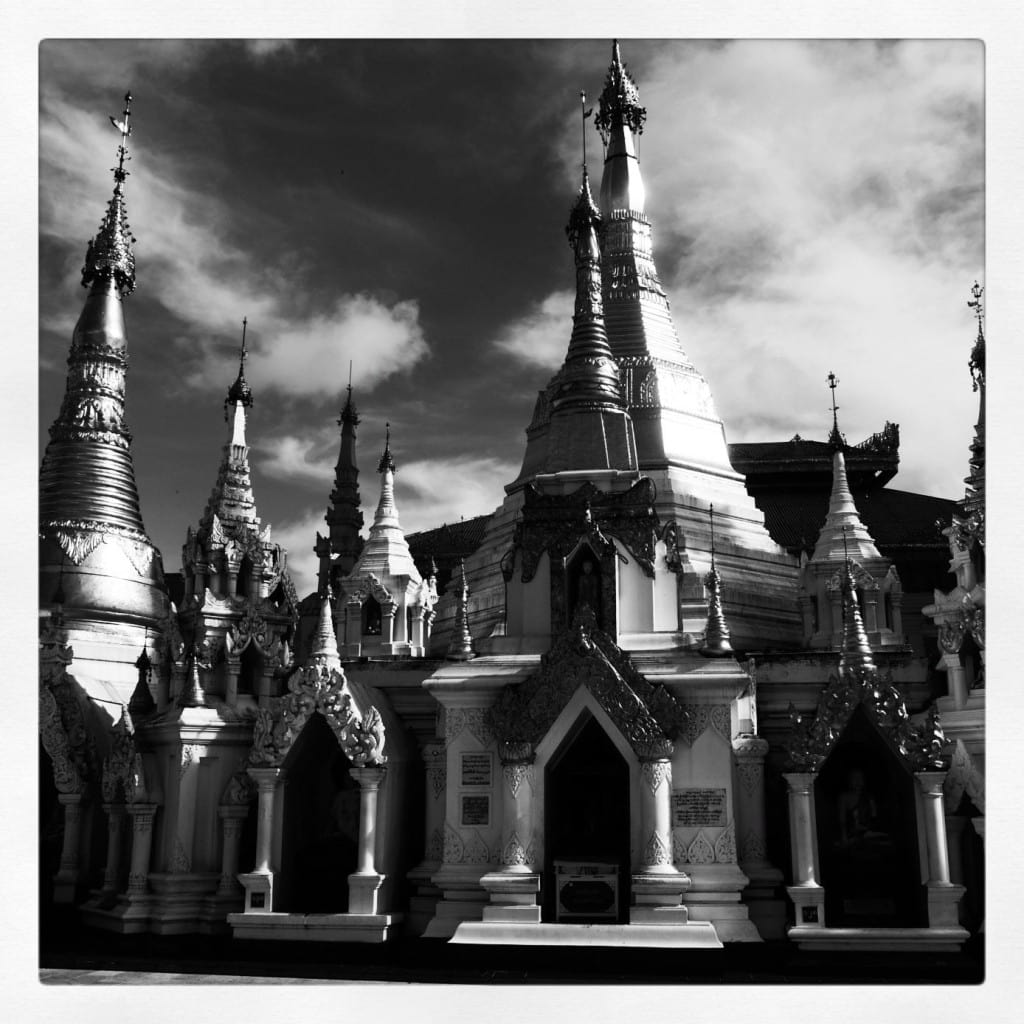 Tourism in Yangon
