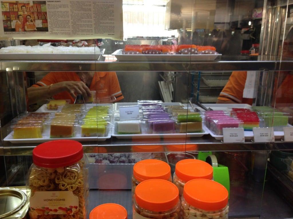 Tiong Bahru Market desserts