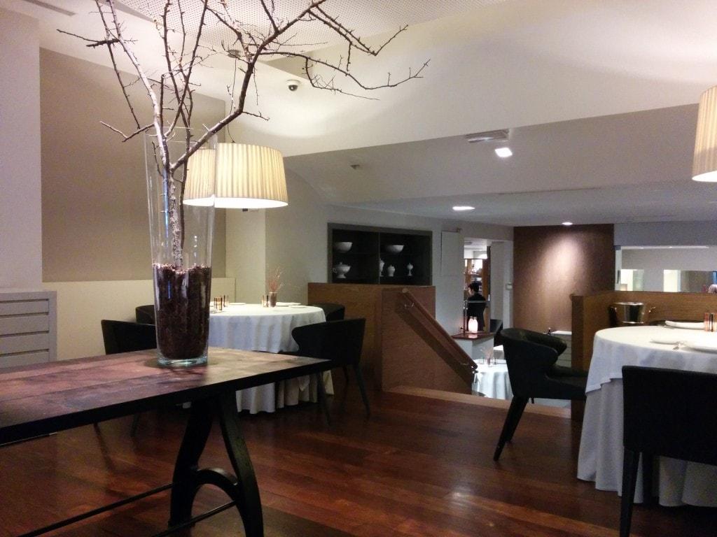 The room, Gaig Restaurant Barcelona