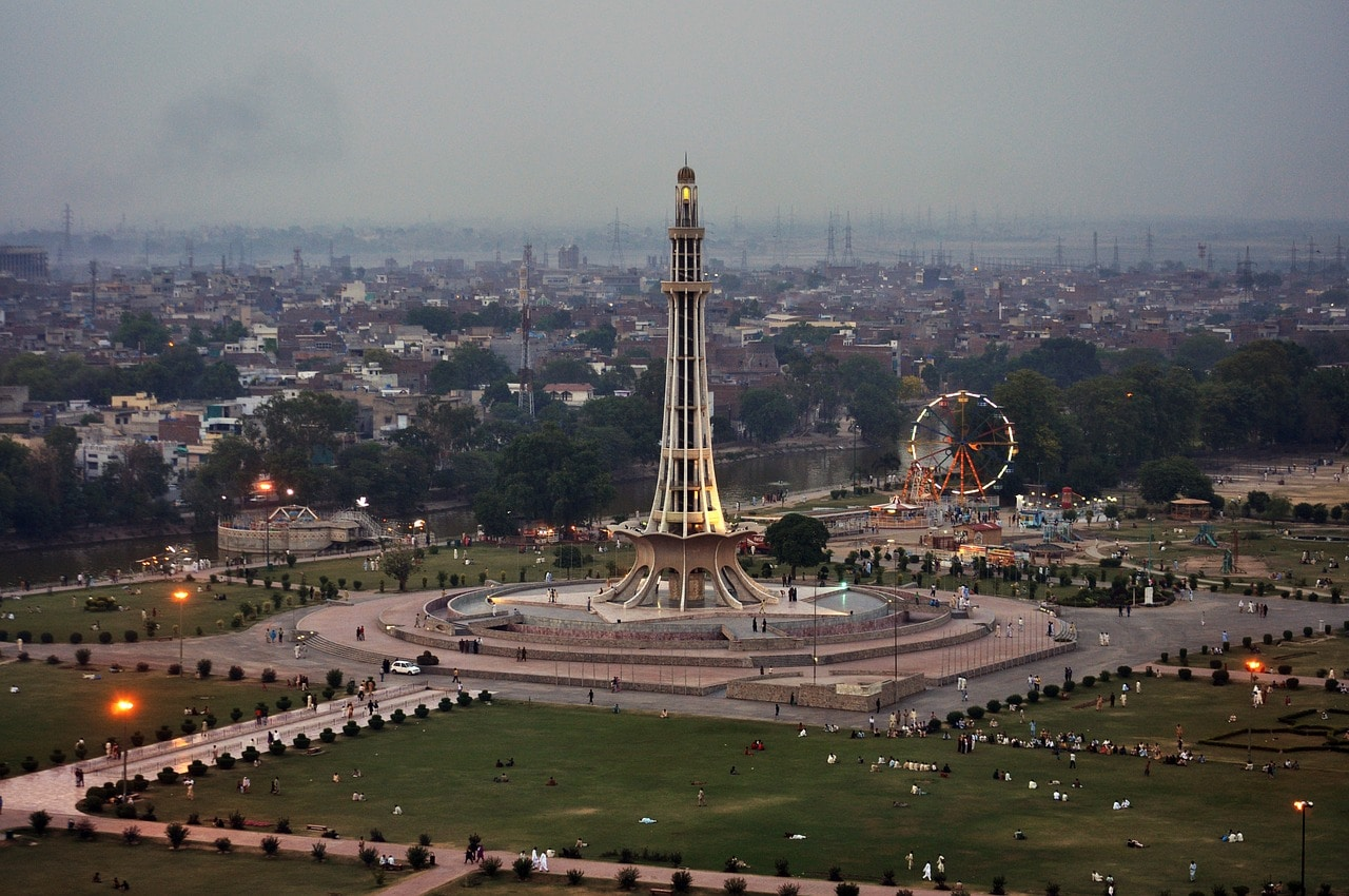 Tower of Lahore