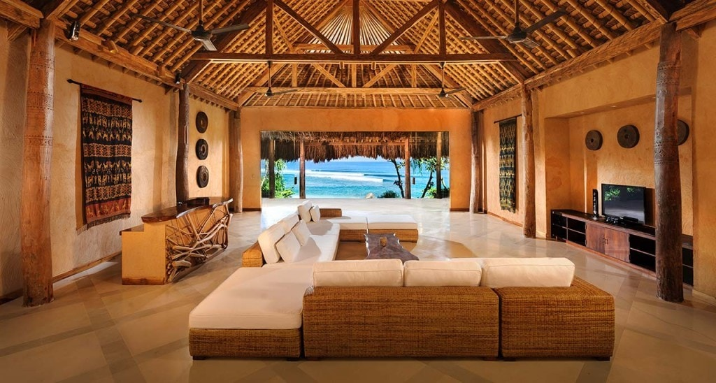 barefoot luxury SEA