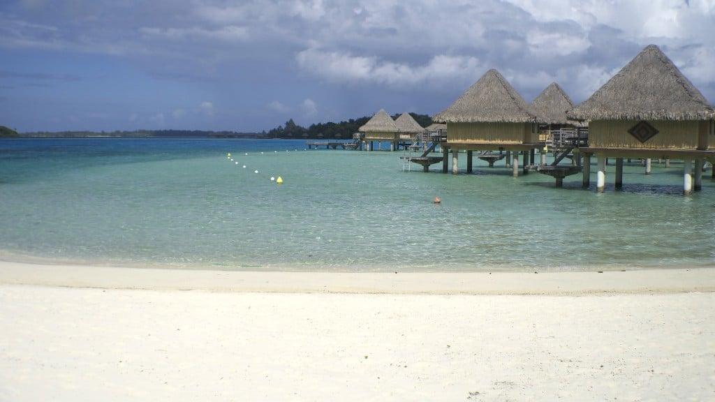 Intercontinental Le Moana for the Bora Bora resort guide