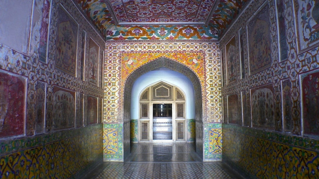 Jahangir's Tomb