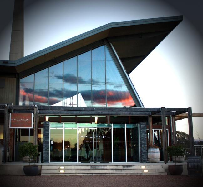 Muse Restaurant Exterior