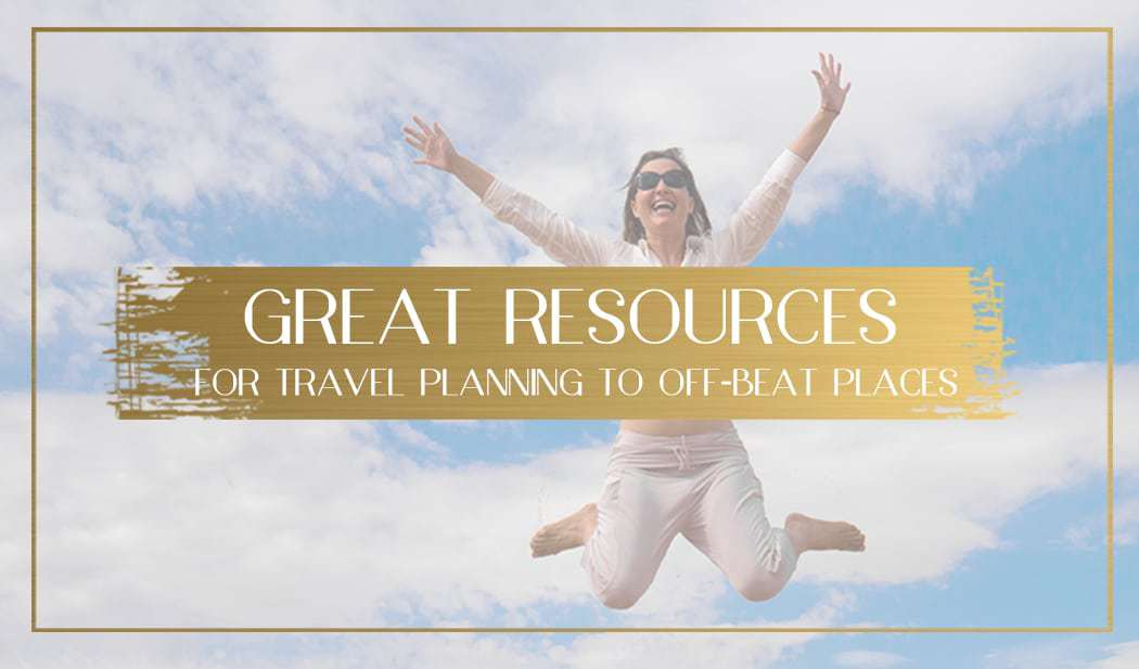 resources for travel planning