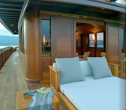 Amanikan barefoot luxury SEA