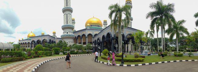 """Jame'Asr Hassanil Bolkiah Mosque"""