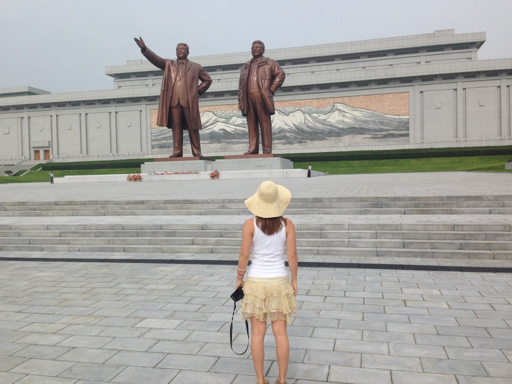 Mansundae Grand Monument