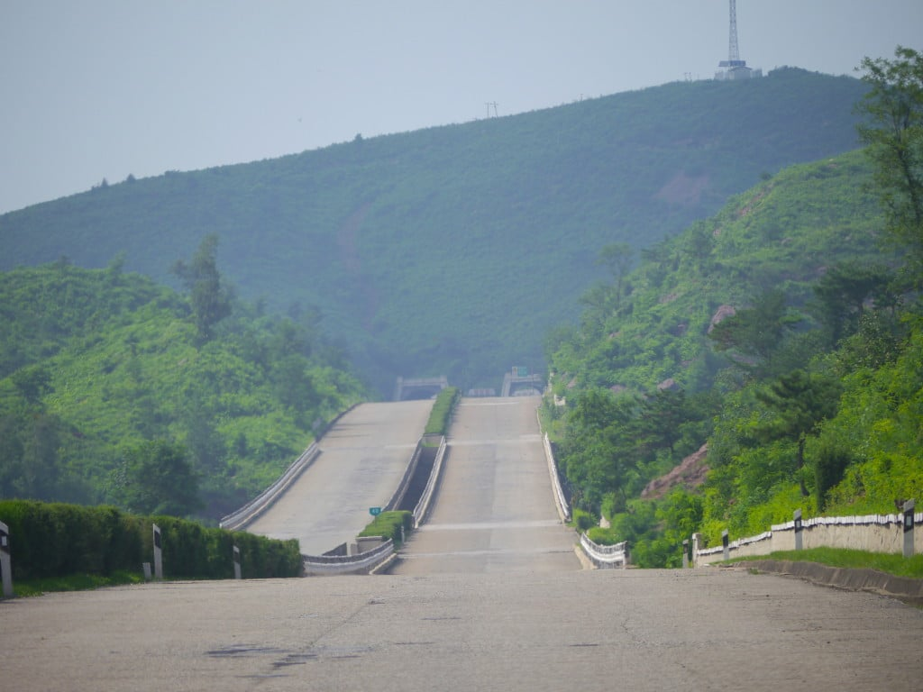 Road to Kaesong