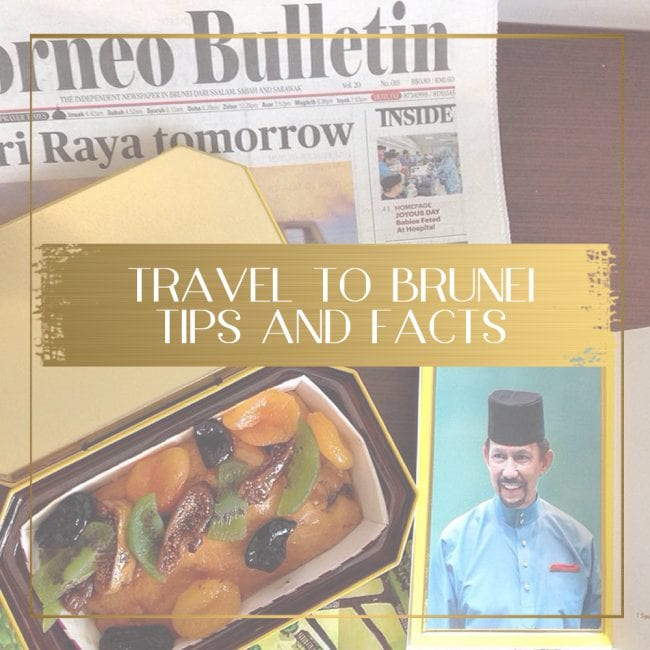 Travel to Brunei feature