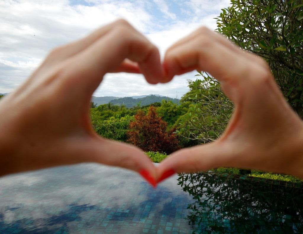 I heart La Residence Phou Vao