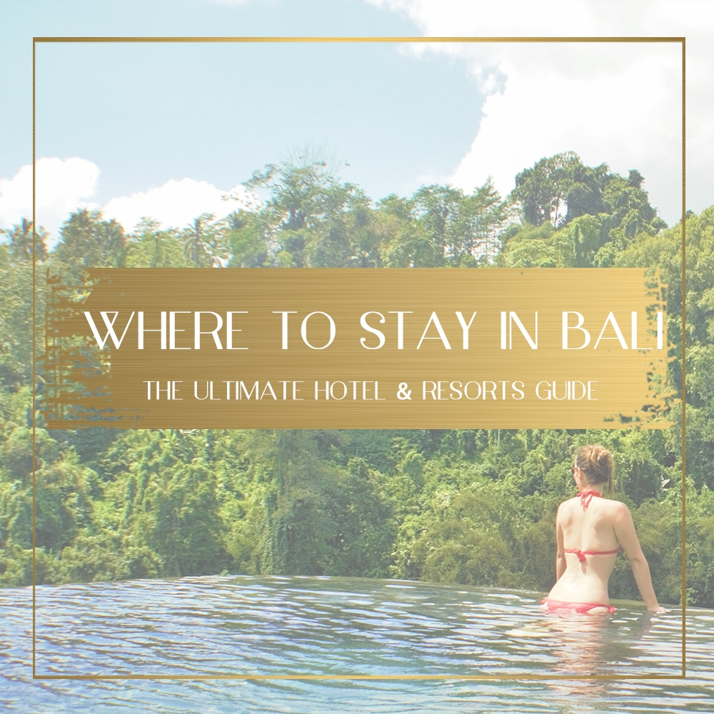 Where to stay in Bali Feature