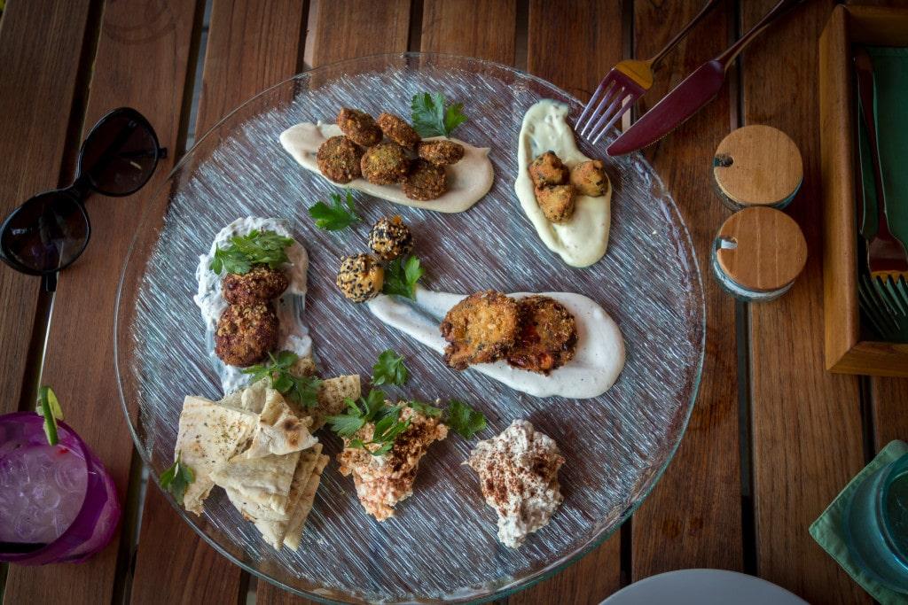 Snacks at Chapung Se Bali