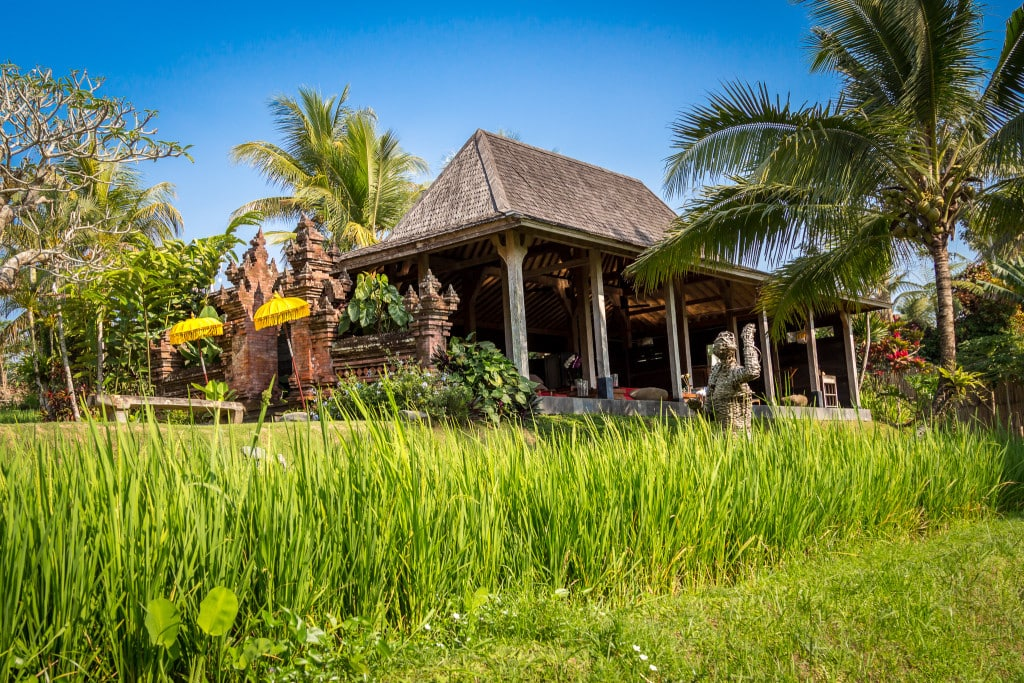 Chapung Se Bali Spa