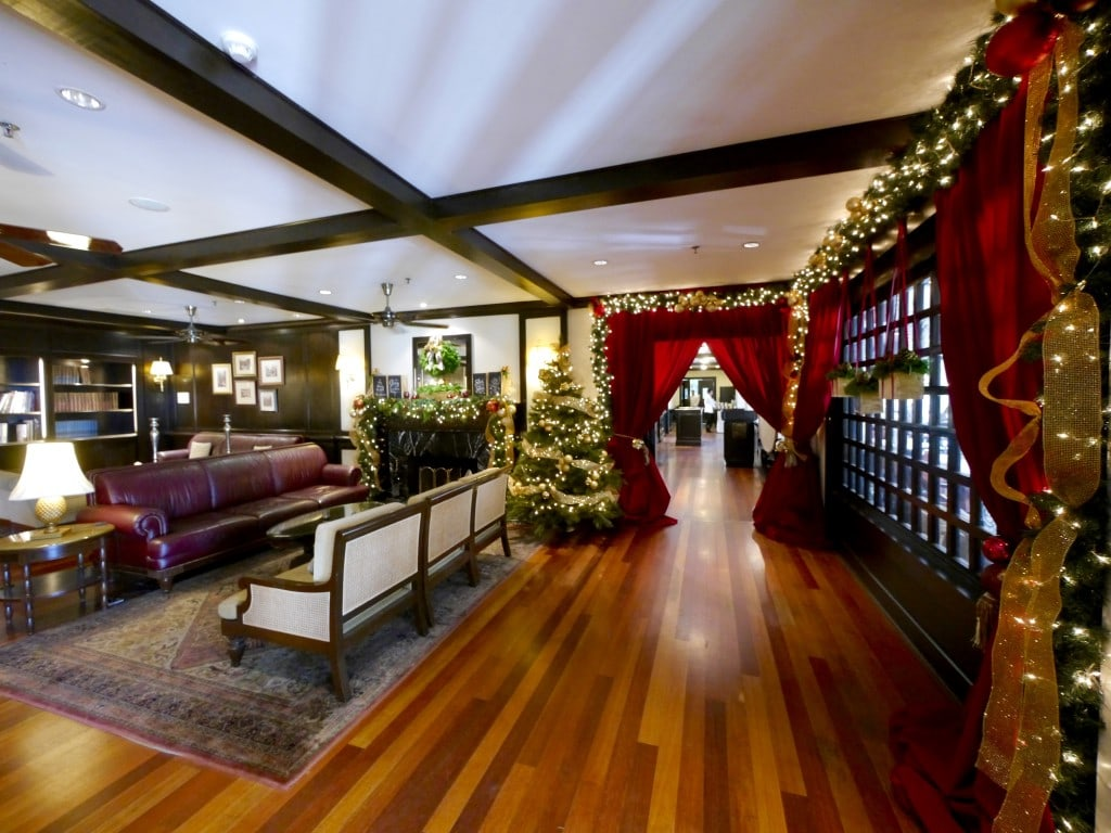 Cameron Highlands Resort Christmas